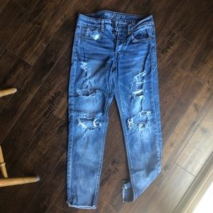 American Eagle Boyfriend Jeans